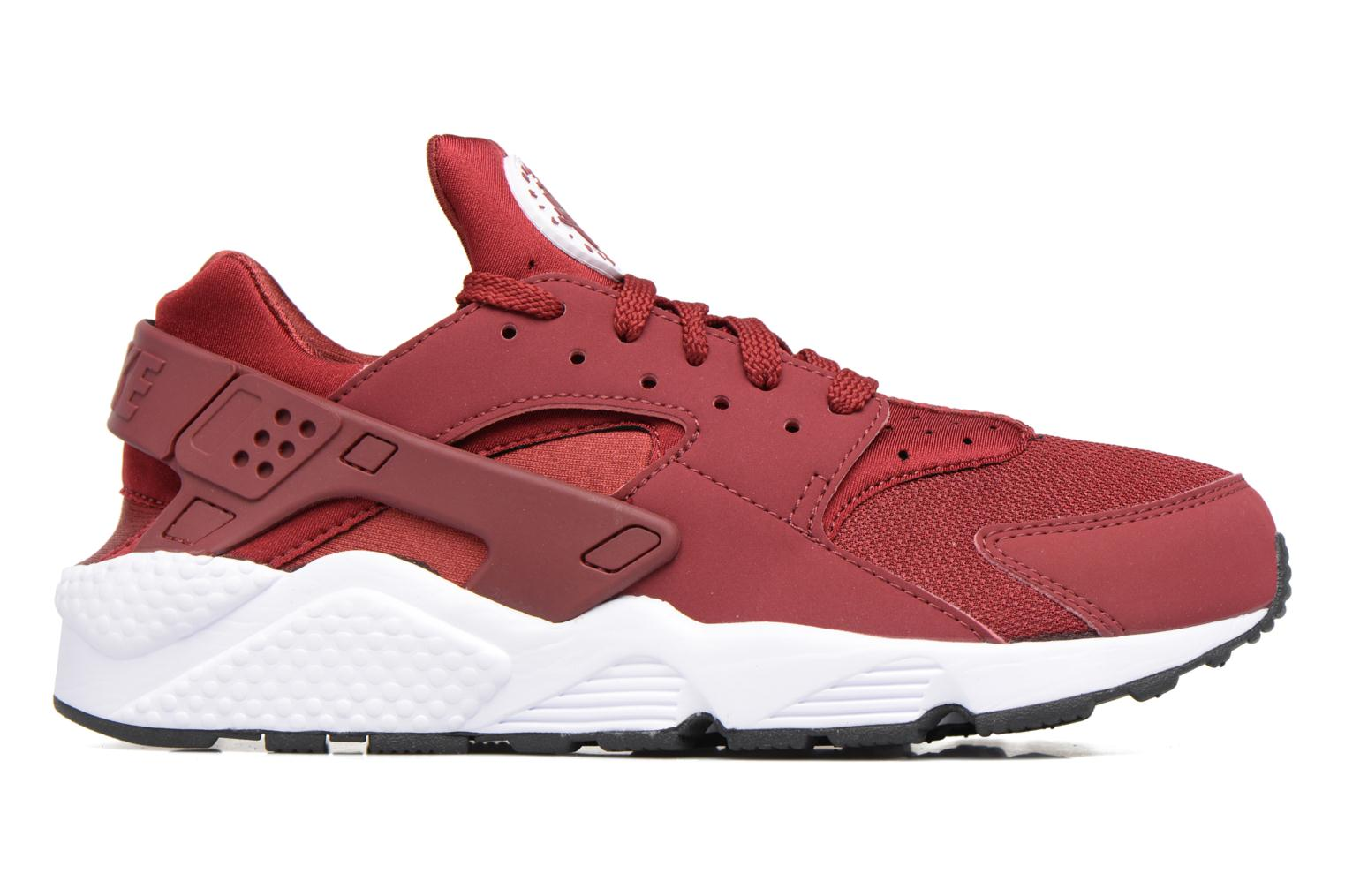 Trainers Nike Nike Air Huarache Red back view