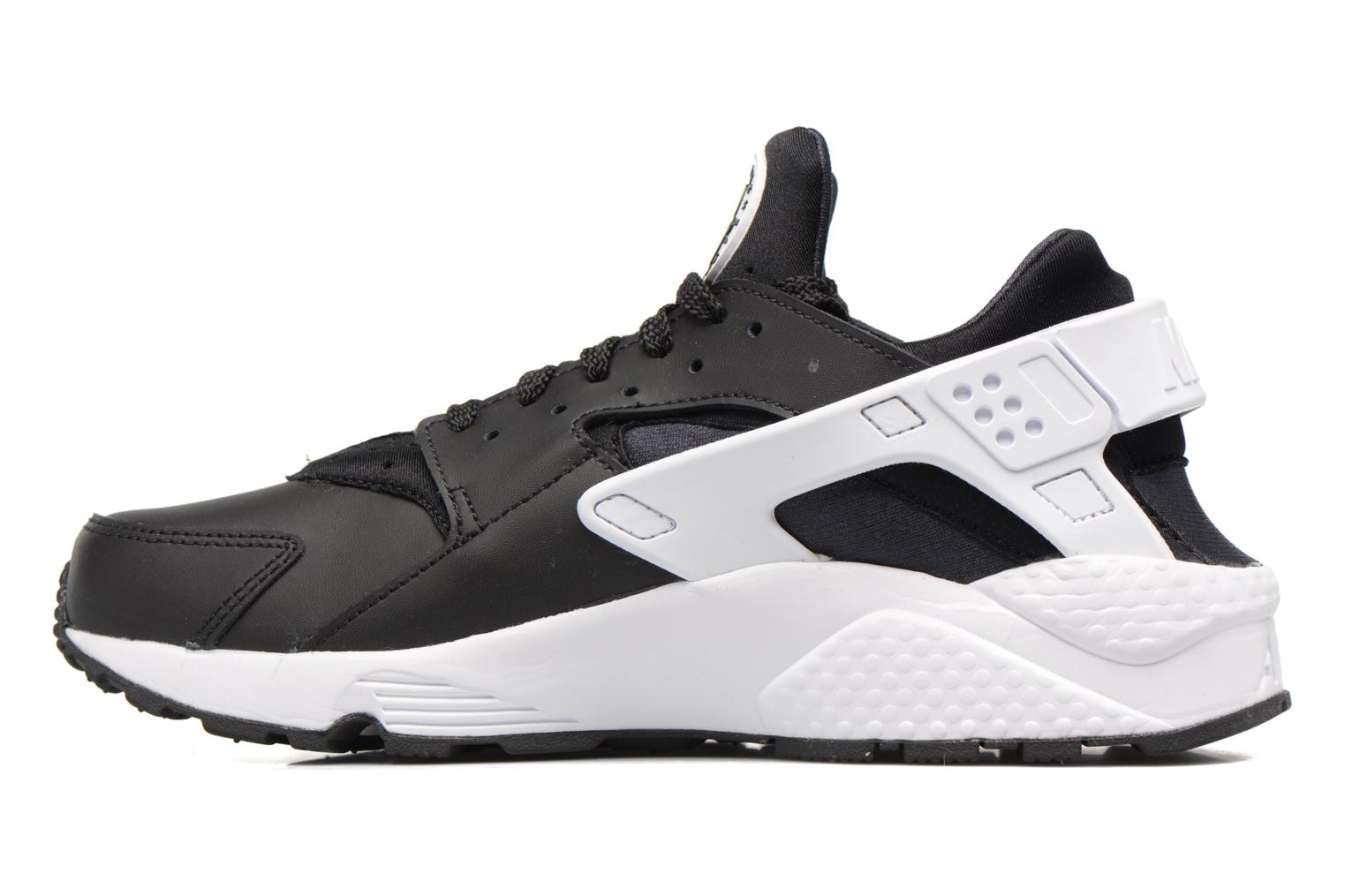 Sneakers Nike Nike Air Huarache Sort se forfra