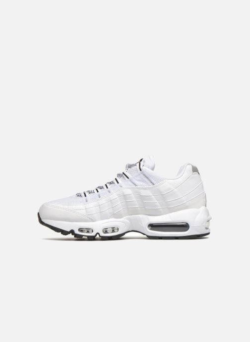 Baskets Nike Air Max '95 Blanc vue face