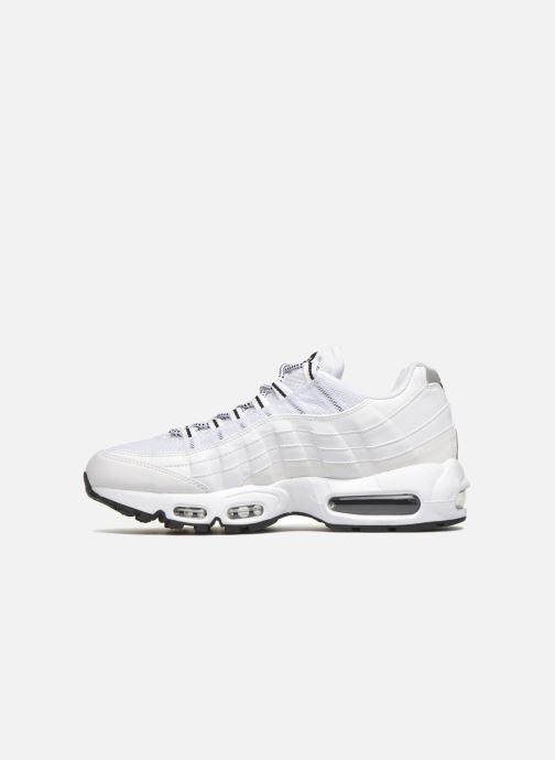 Sneakers Nike Air Max '95 Wit voorkant