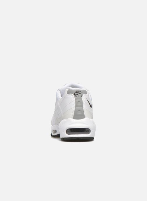 Sneaker Nike Air Max '95 weiß ansicht von rechts