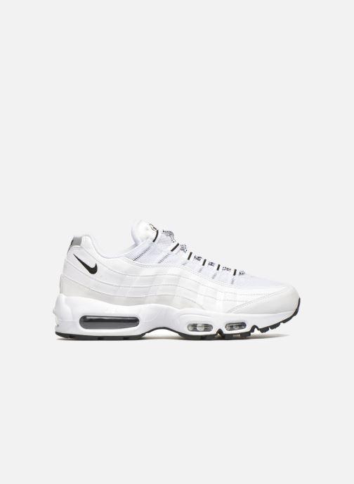 Sneaker Nike Air Max '95 weiß ansicht von hinten