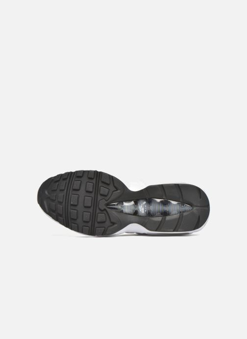 Sneaker Nike Air Max '95 weiß ansicht von oben