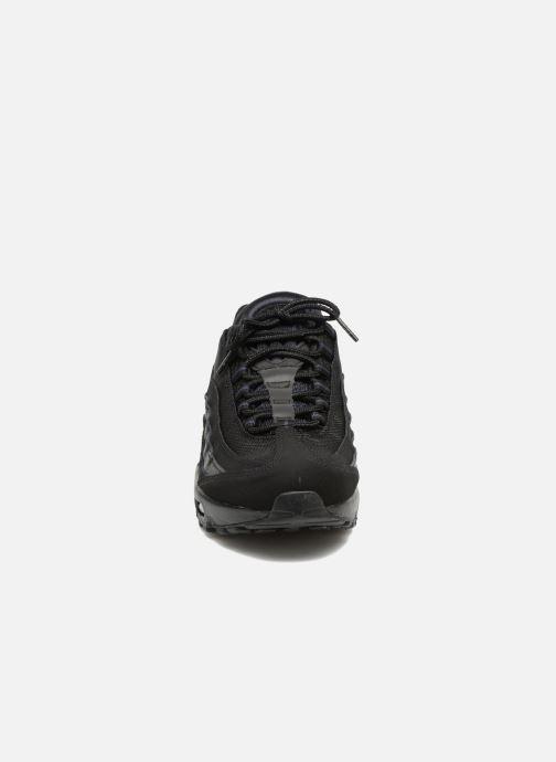 Sneaker Nike Air Max '95 schwarz schuhe getragen