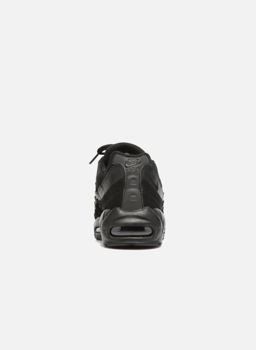 Sneakers Nike Air Max '95 Zwart rechts