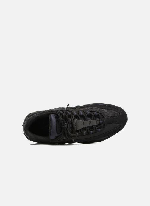 Sneaker Nike Air Max '95 schwarz ansicht von links