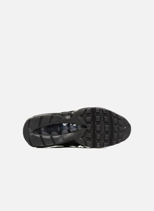 Sneaker Nike Air Max '95 schwarz ansicht von oben