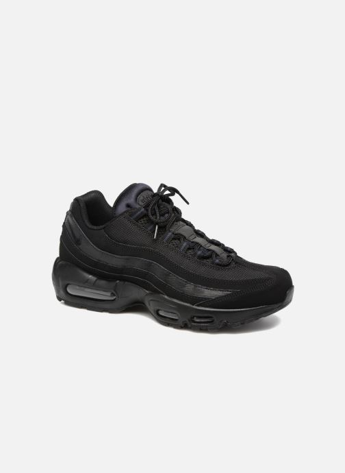 Trainers Nike Air Max '95 Black detailed view/ Pair view