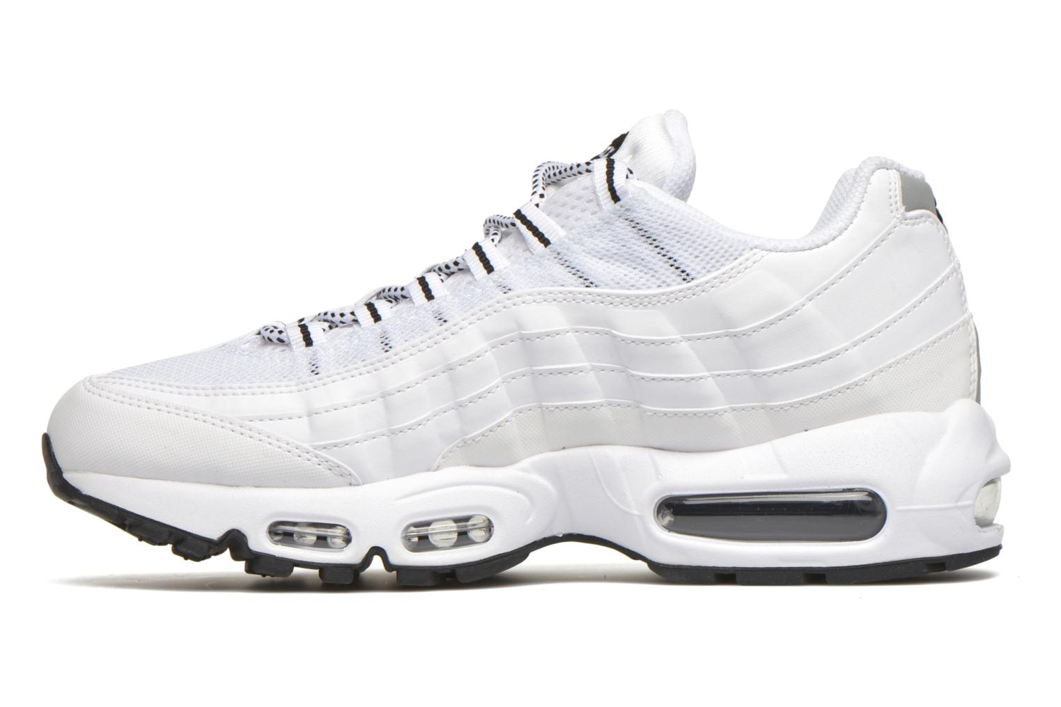 Trainers Nike Air Max '95 White front view