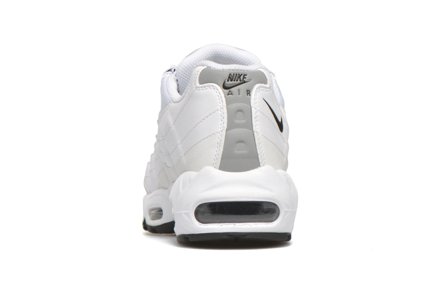 Trainers Nike Air Max '95 White view from the right