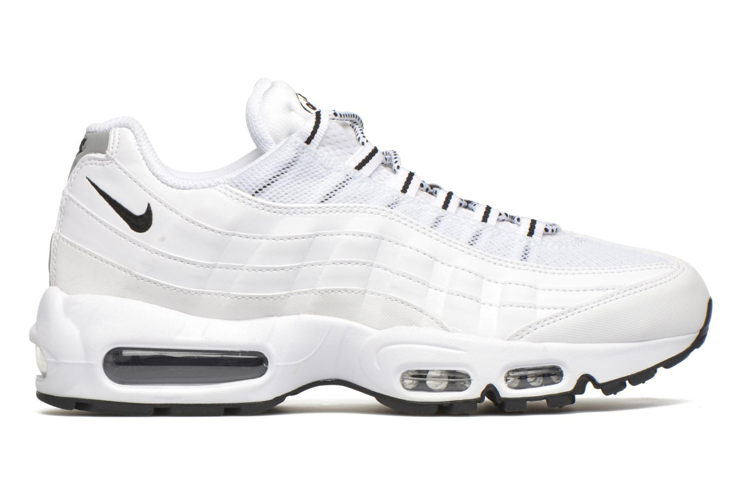 Trainers Nike Air Max '95 White back view