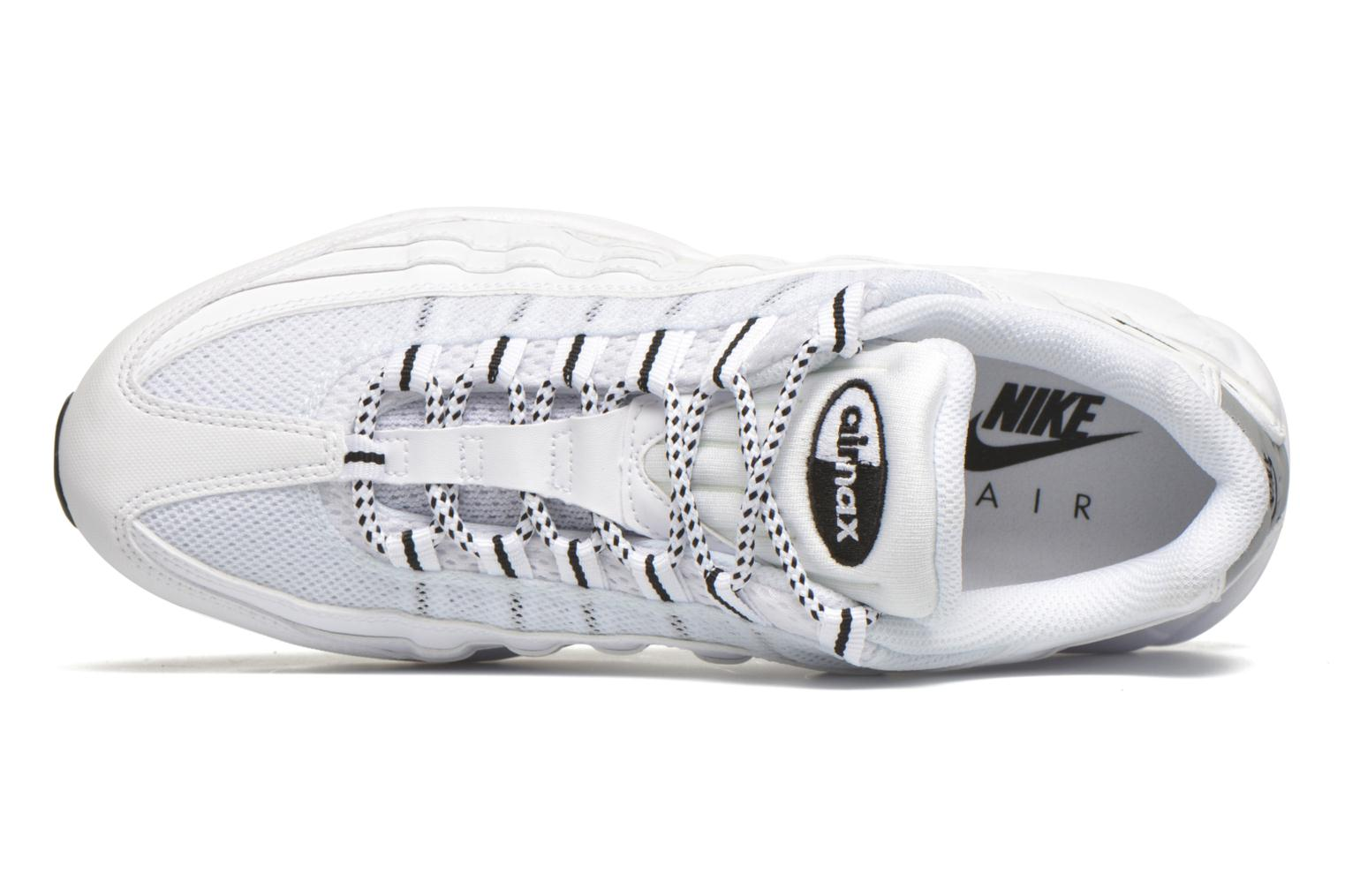 Trainers Nike Air Max '95 White view from the left
