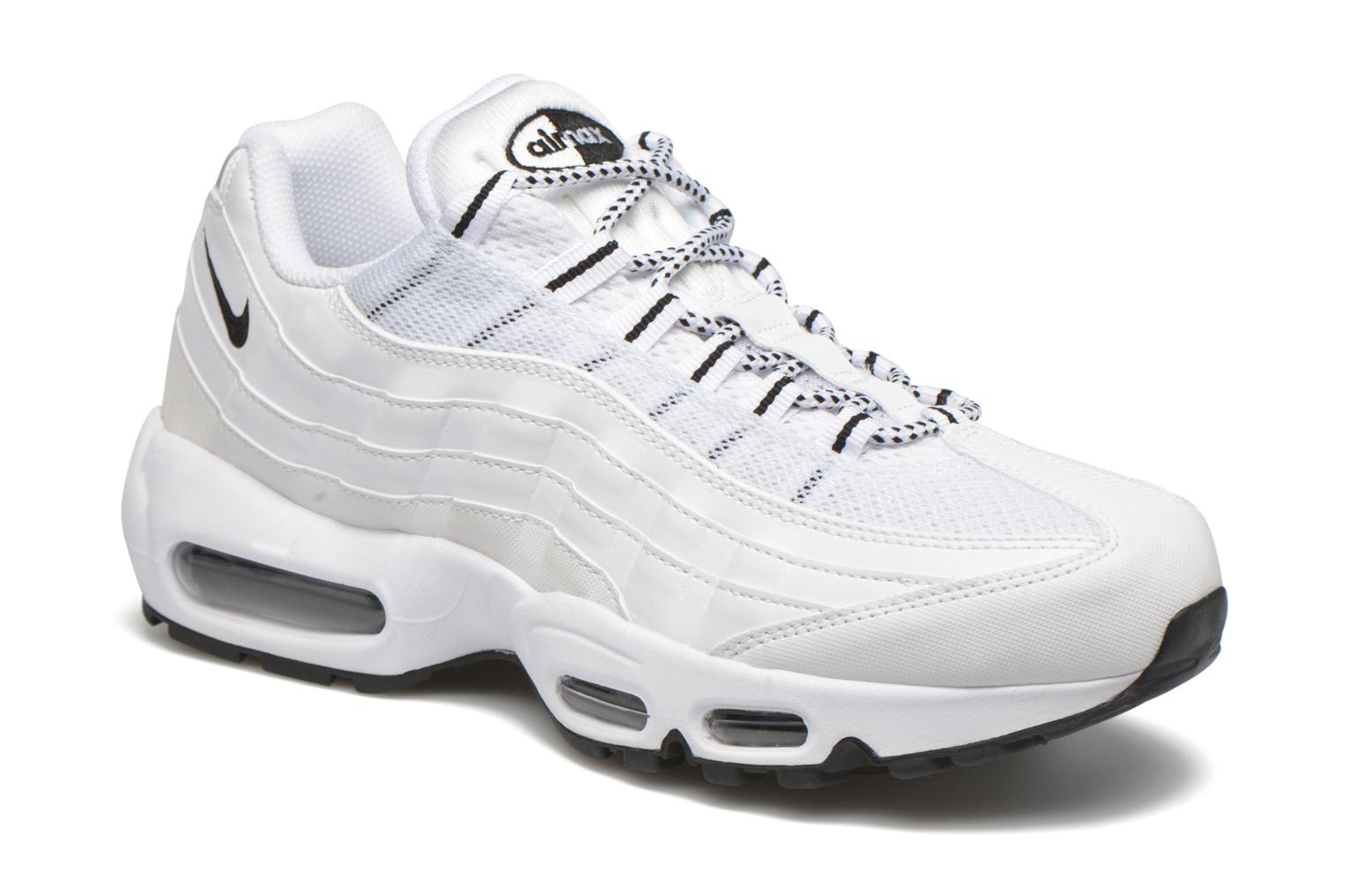Trainers Nike Air Max '95 White detailed view/ Pair view