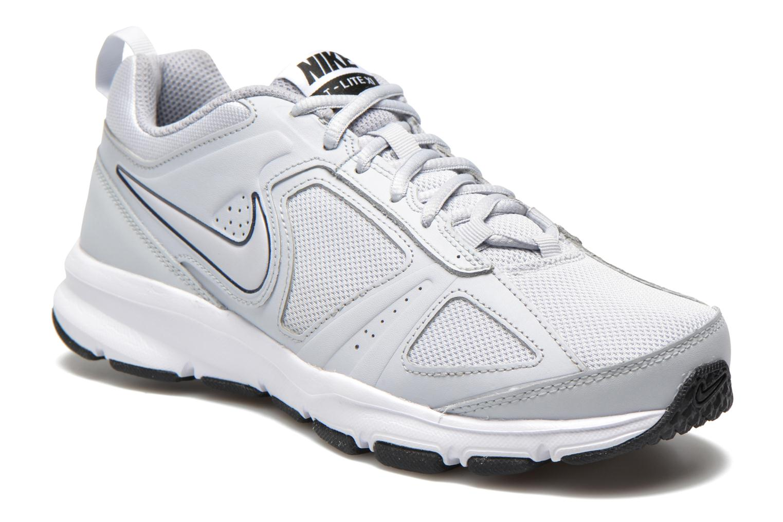 Nike T Lite Xi Mesh (Gris) Chaussures De Sport Chez Sarenza (230659)
