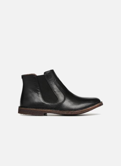 Boots en enkellaarsjes Kickers Creboots Zwart achterkant