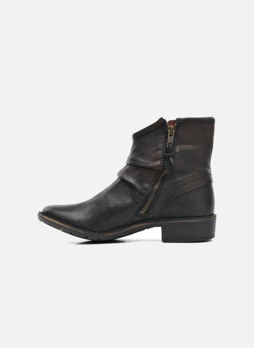 Stiefeletten & Boots Kickers Groove Soft schwarz ansicht von vorne