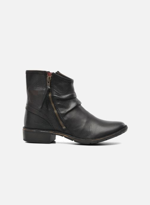 Bottines et boots Kickers Groove Soft Noir vue derrière