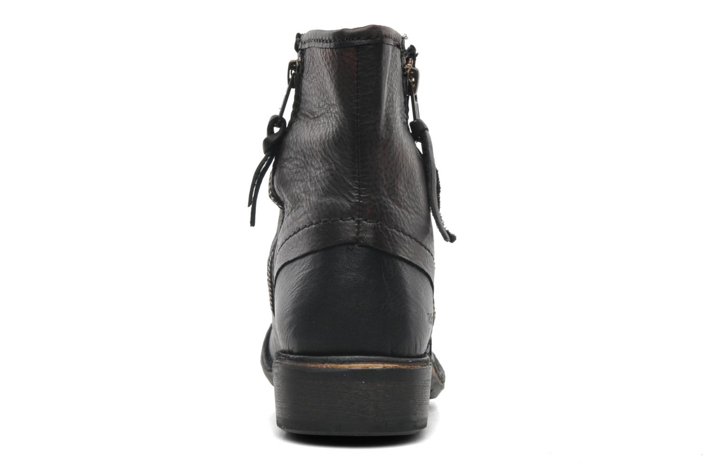 Bottines et boots Kickers Groove Soft Noir vue droite
