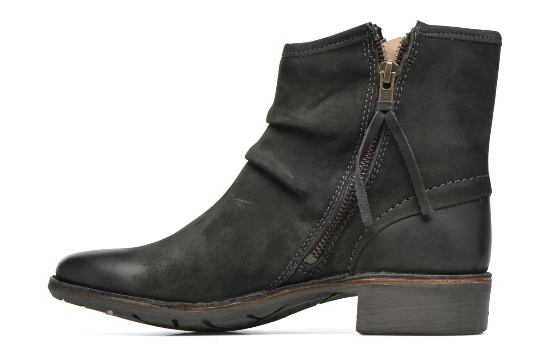 Stiefeletten & Boots Kickers Groove Soft grau ansicht von vorne