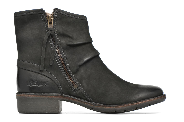 Stiefeletten & Boots Kickers Groove Soft grau ansicht von hinten