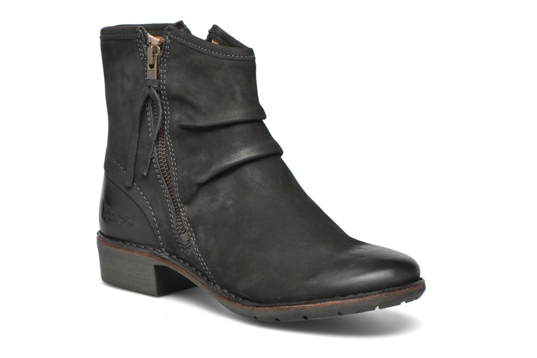 Stiefeletten & Boots Kickers Groove Soft grau detaillierte ansicht/modell