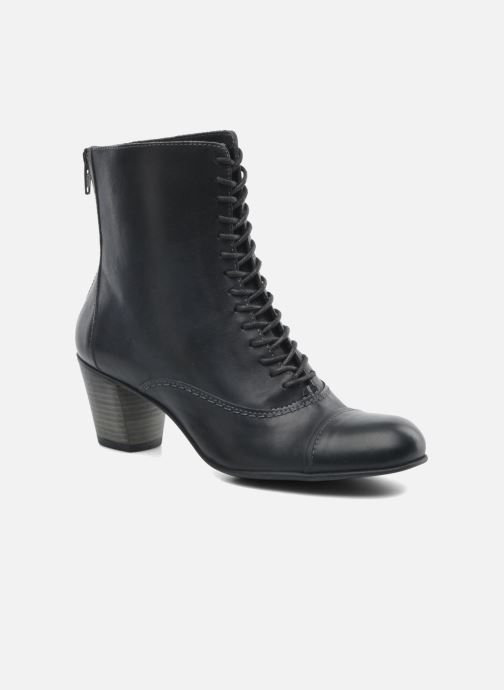 Bottines et boots Kickers Sechic Gris vue détail/paire
