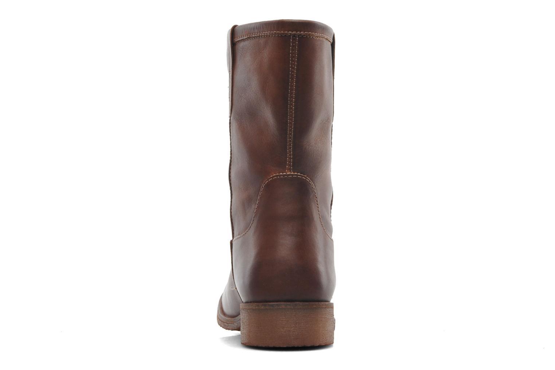 Bottines et boots Kickers Longwest Marron vue droite
