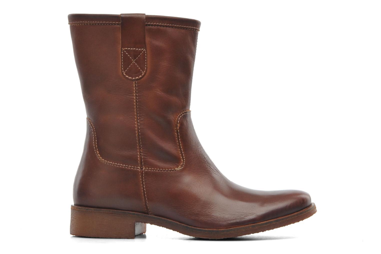 Bottines et boots Kickers Longwest Marron vue derrière