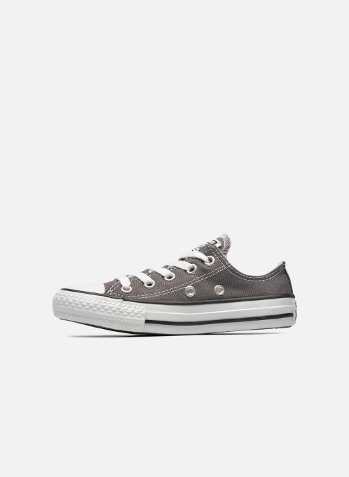 Sneakers Converse Chuck Taylor All Star Season Ox Grijs voorkant