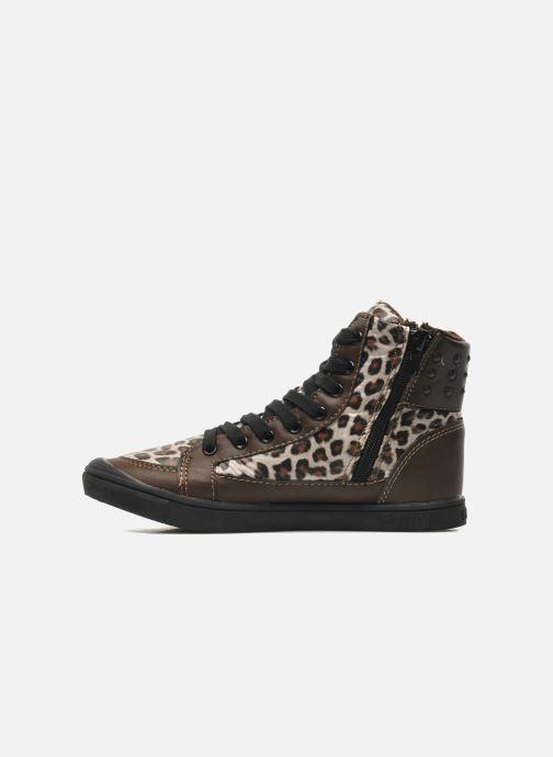 Sneakers Little Marcel PRALINE J Brun se forfra