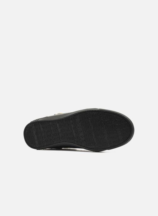 Sneaker Little Marcel PRALINE J schwarz ansicht von oben