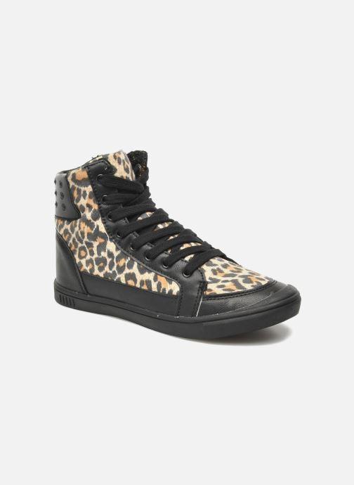Sneakers Little Marcel PRALINE J Sort detaljeret billede af skoene