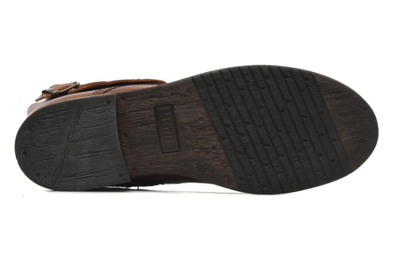 Ankelstøvler Mustang shoes Ildys Brun se foroven