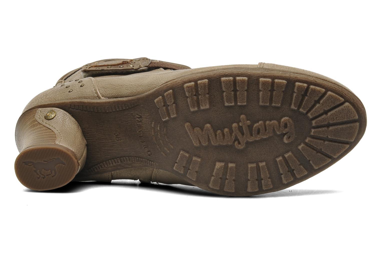 Boots en enkellaarsjes Mustang shoes Ibline Beige boven