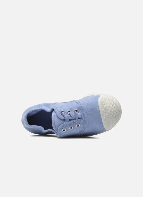 Baskets Kaporal Vicky E Bleu vue gauche