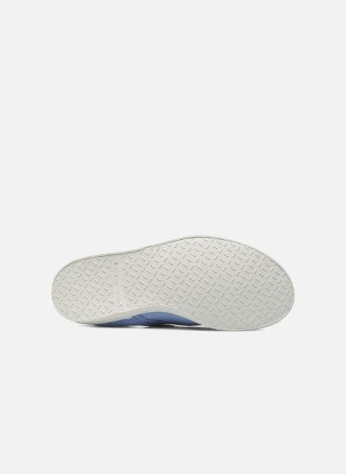 Baskets Kaporal Vicky E Bleu vue haut
