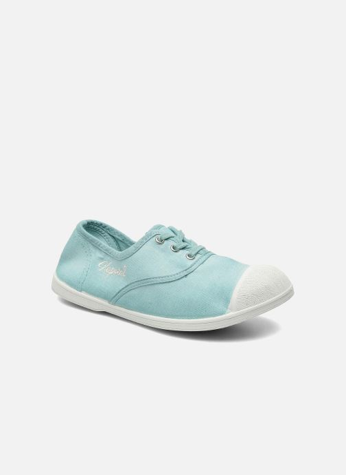 Trainers Kaporal Vicky E Green detailed view/ Pair view