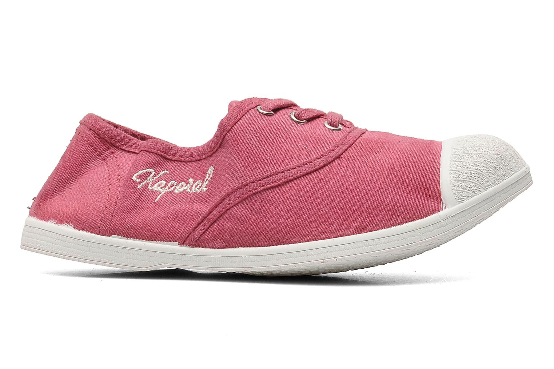 Sneaker Kaporal Vicky E rosa ansicht von hinten