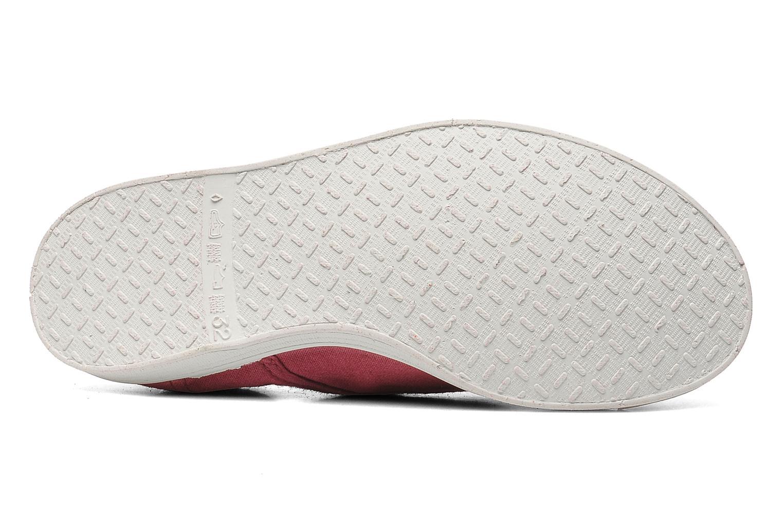 Sneaker Kaporal Vicky E rosa ansicht von oben