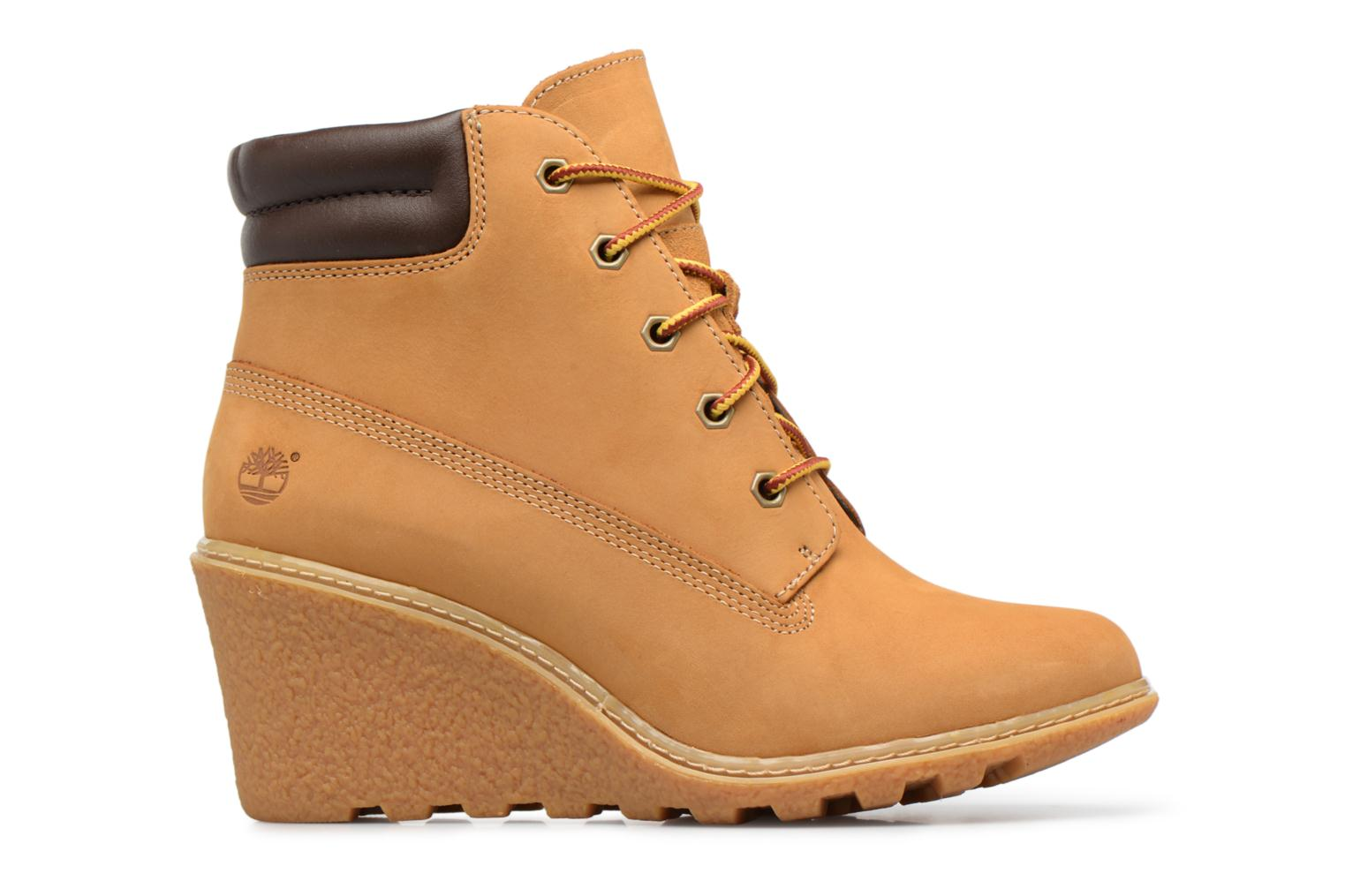 "Bottines et boots Timberland Earthkeepers Amston 6"" Boot Marron vue derrière"