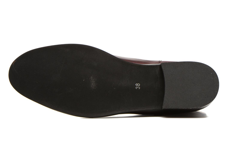 Stiefeletten & Boots PintoDiBlu Broche weinrot ansicht von oben