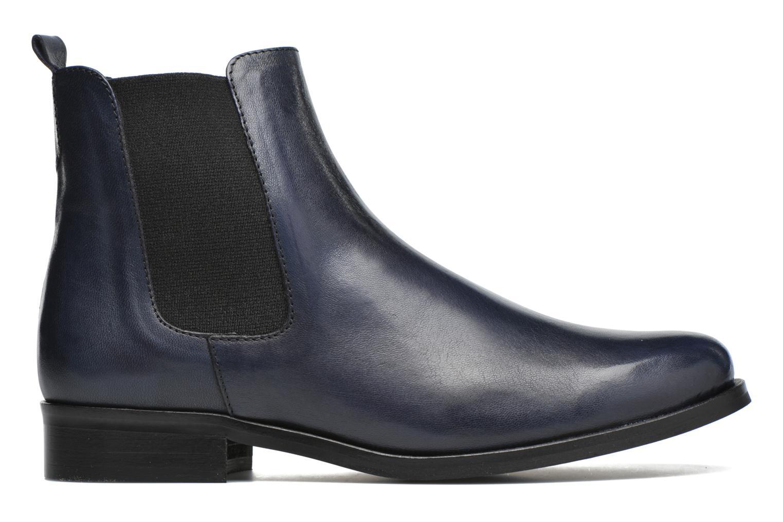Bottines et boots PintoDiBlu Broche Bleu vue derrière