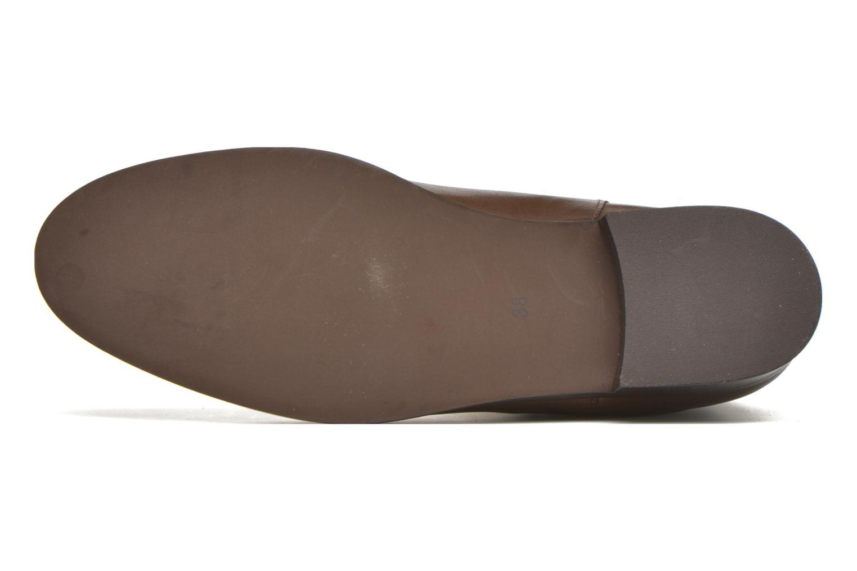 Stiefeletten & Boots PintoDiBlu Broche braun ansicht von oben