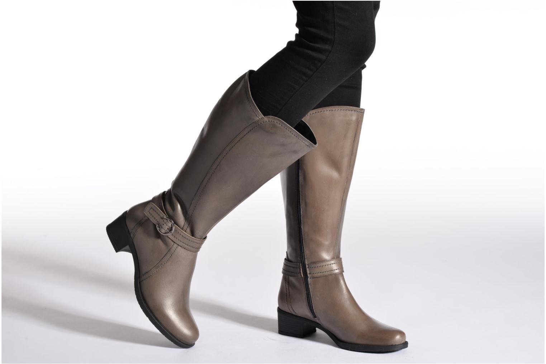 Stiefel Arima pour Elle Flandre schwarz ansicht von unten / tasche getragen