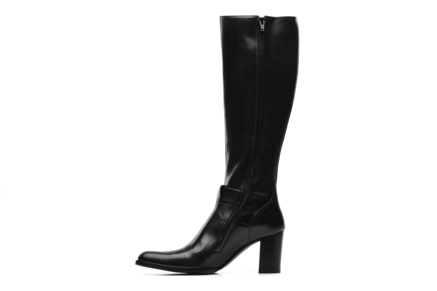 Boots & wellies Free Lance Queenie 7Botte Black front view