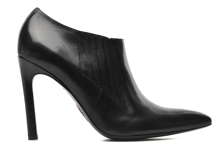 Stiefeletten & Boots Free Lance Forel 9 Loafer schwarz ansicht von hinten