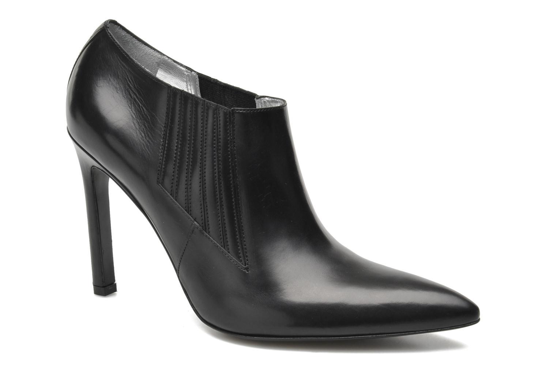 Stiefeletten & Boots Free Lance Forel 9 Loafer schwarz detaillierte ansicht/modell