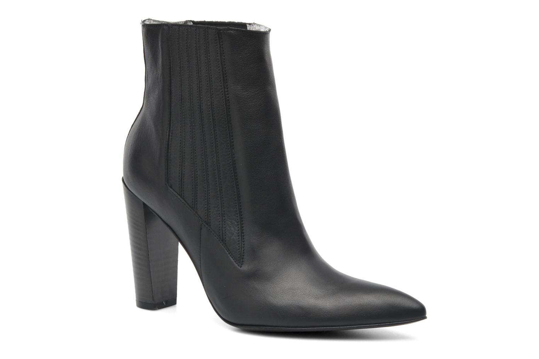 Bottines et boots Free Lance Orsa 9 Jodphur Noir vue détail/paire