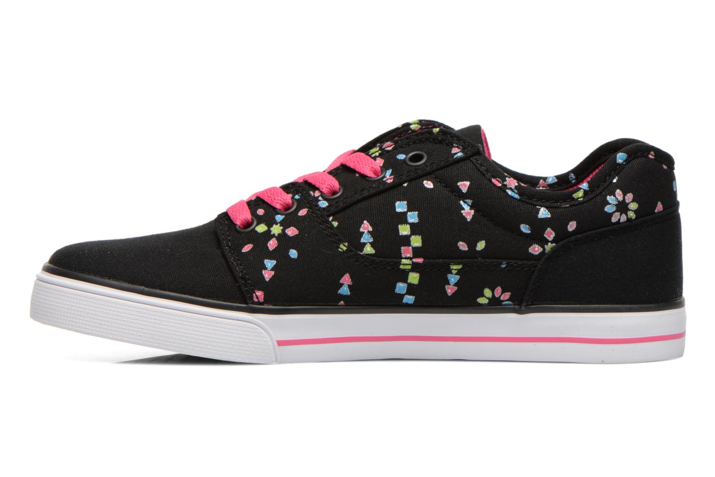 Sneaker DC Shoes TONIK TX SE schwarz ansicht von vorne