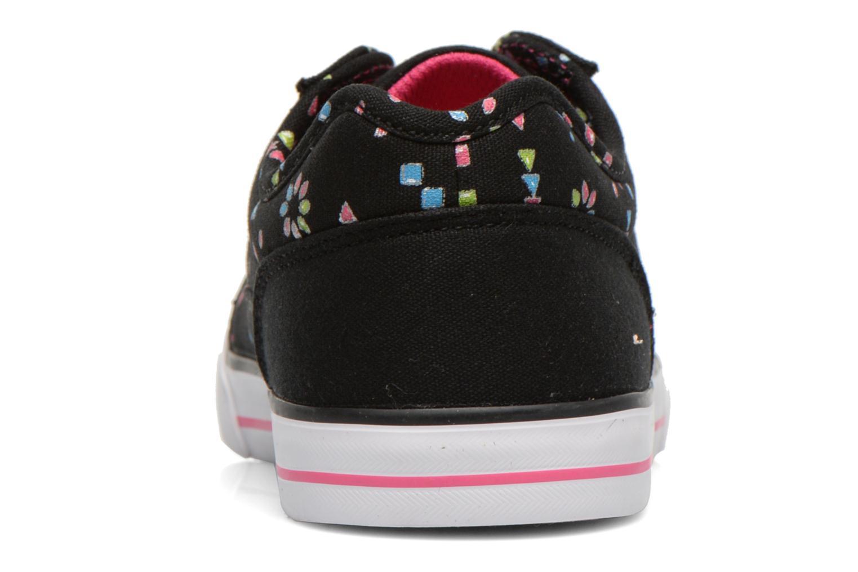 Deportivas DC Shoes TONIK TX SE Negro vista lateral derecha